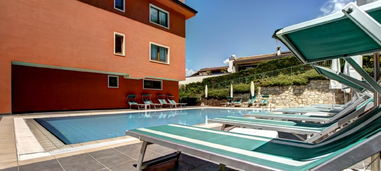 Pension in Malcesine am Gardasee