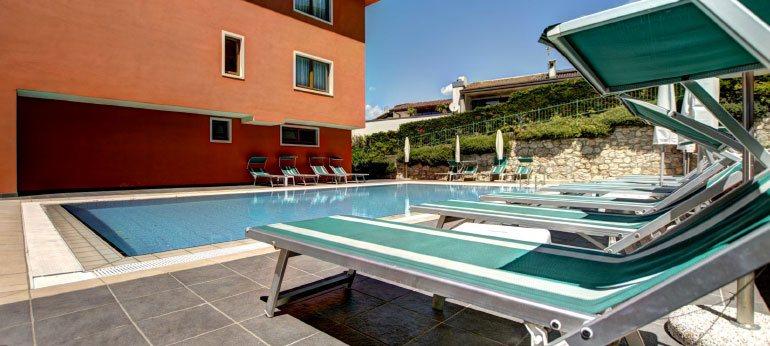 hotel malcesine | hotel residence vacanze 2000 - Soggiorno Lago Di Garda 2